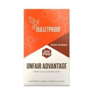 Bulletproof Unfair Advantage, 30 kapslar