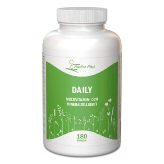 Daily multivitamin, 180 kapslar
