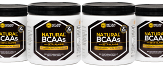 BCAAs with Beta-Alanine, 4-pack - Natural Stacks