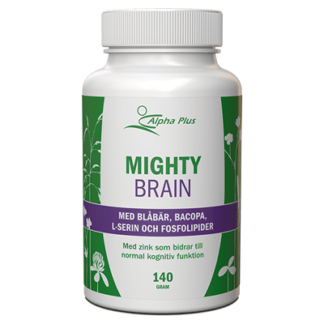 Mighty Brain 140 g - Alpha Plus