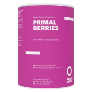 PRIMAL BERRIES smoothiepulver, 300 g
