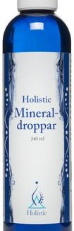 Mineraldroppar, 240ml - Holistic