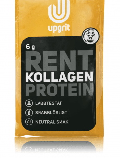 RENT Kollagenprotein, 6 g - Upgrit