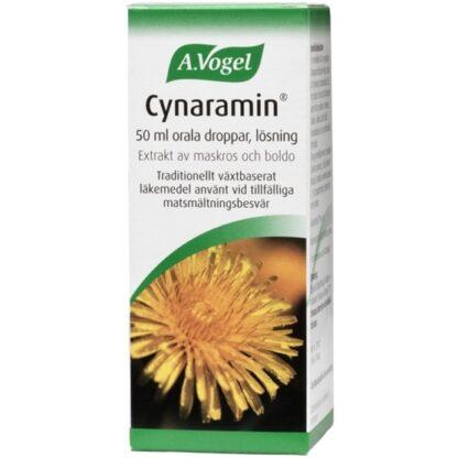 A. Vogel Cynaramin orala droppar 50 ml