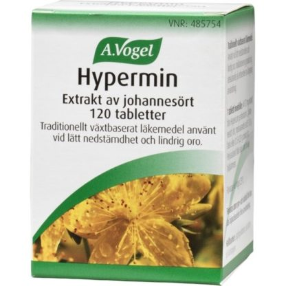 A. Vogel Hypermin 120 tabletter