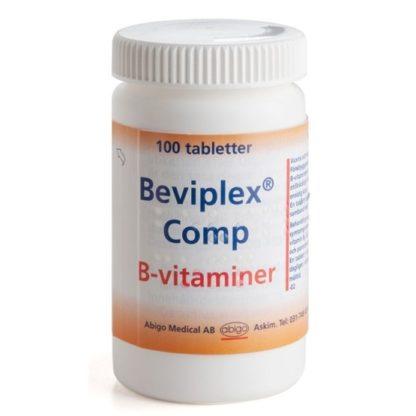 Abigo Beviplex Comp, filmdragerad tablett 100 st