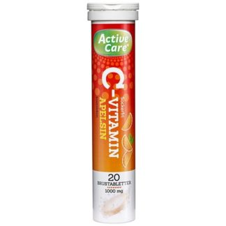 Active Care C-vitamin Apelsin 20 brustabletter