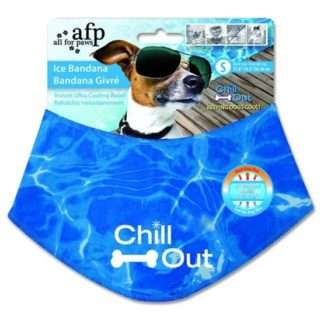 All Four Paws Chill Out Ice Bandana M (38-46 cm)
