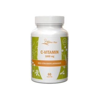 Alpha Plus C-vitamin 1000 mg 60 tabletter