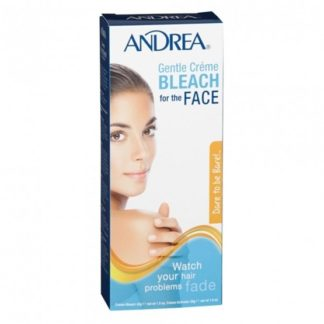 Andrea Gentle Bleach Creme Face