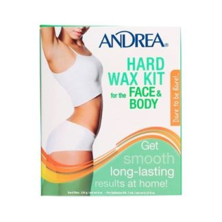 Andrea Hard Wax Kit 226 g