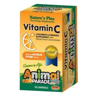 Animal Parade C-Vitamin 90 st