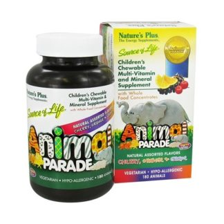 Animal Parade Multivitamin 180 tuggtabletter