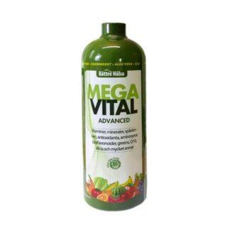 Bättre Hälsa Mega Vital Advanced 900 ml