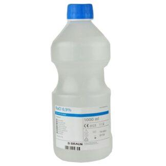 B. Braun Natriumklorid 0,9 % 1000 ml