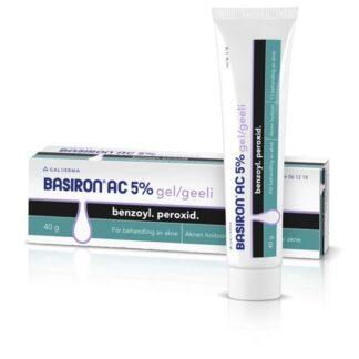 Basiron AC, gel 5 % 40 gr