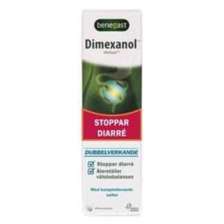 Benegast Dimexanol 10 brustabletter