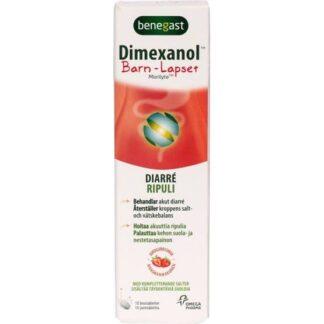 Benegast Dimexanol Barn 10 brustabletter