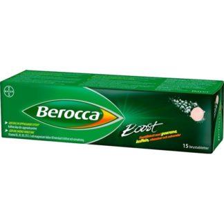 Berocca Boost Brustablettett 15 st