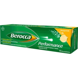 Berocca Performance Mango 15 st