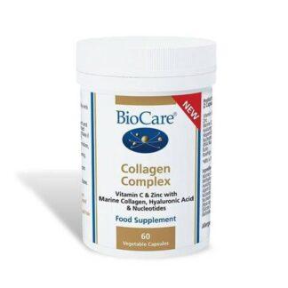 BioCare Collagen Complex 60 kapslar