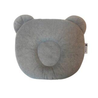 Candide Panda babykudde Grå