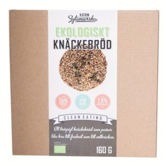 Clean Eating Knäckebröd Eko 160 g