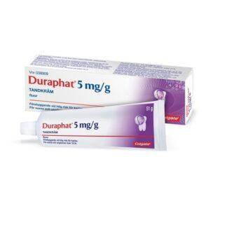 Colgate Duraphat tandkräm 5 mg/g 1 x 51 g