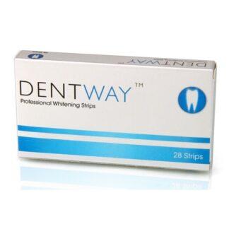Dentway Whitening Strips 28 st