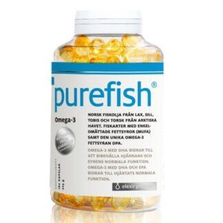 Elexir Pharma Purefish 180 kapslar