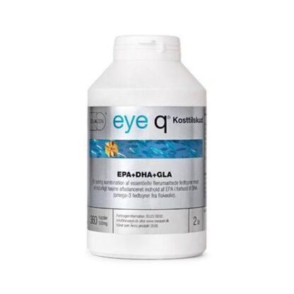 Eye Q 360 kapslar
