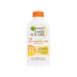 Garnier Ambre Solaire Ambre Solaire Sun Protection Milk SPF 15 200 ml