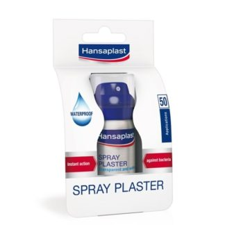 Hansaplast Sprayplåster 50 doser, 32,5 ml