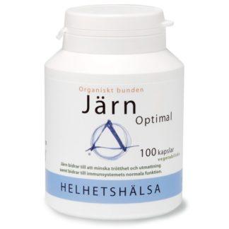 Helhetshälsa Järnoptimal 100 kapslar