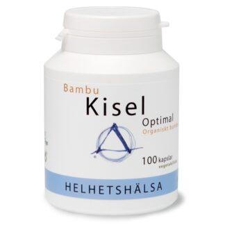 Helhetshälsa KiselOptimal Bambu 100 kapslar