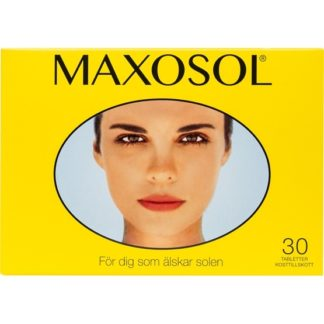 Maxosol 30 tabletter