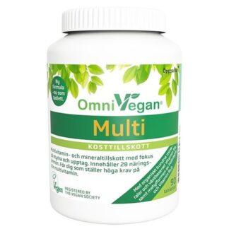 Omnisym Pharma OmniVegan Multi 90 tabletter
