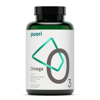 Puori O3 Omega-3 2000 mg 180 kapslar