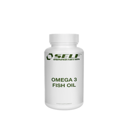 Self Omninutrition Omega 3 Fish Oil 120 st