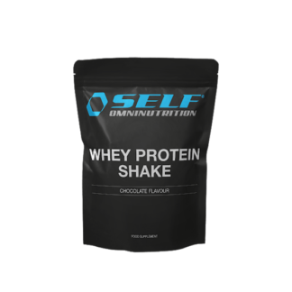 Self Omninutrition Whey Protein Shake Choklad 1 kg