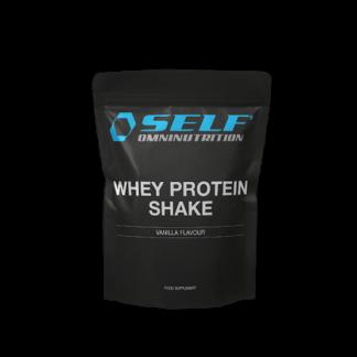 Self Omninutrition Whey Protein Shake Vanilj 1 kg