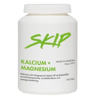 Skip Nutrition Skip Kalcium + Magnesium 300/150mg 100 st