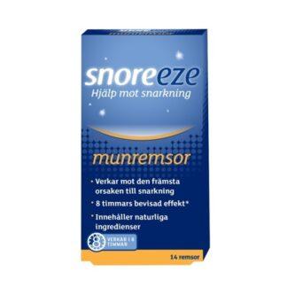 Snoreeze Munremsor 14 st