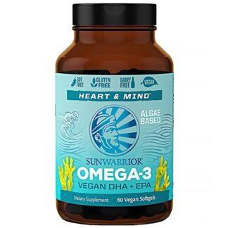Sunwarrior Vegan Omega-3 60st