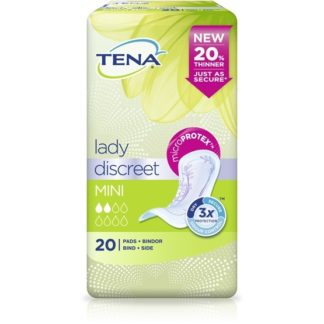 Tena Lady Discreet Mini 20 st