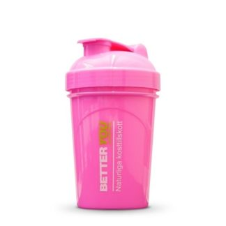 Better You EKO-Shaker 500ml - Rosa