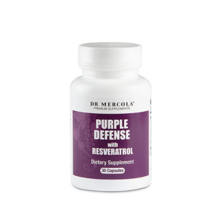Resveratrol – Purple Defense