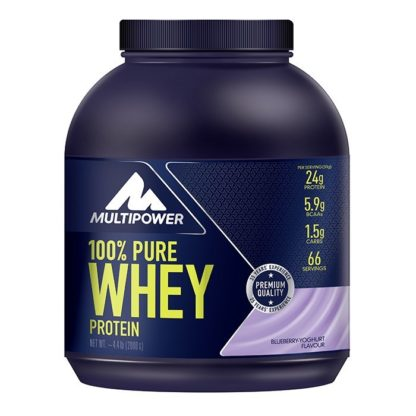 100% Whey Blueberry Yoghurt 2000g