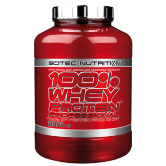 100% Whey Protein Professional, 2350g - Strawberry