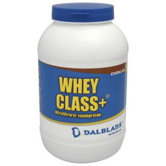 1kg choklad Whey Class+ choklad 1kg